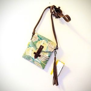 JOYN | Handmade Himalayan Leather Crossbody